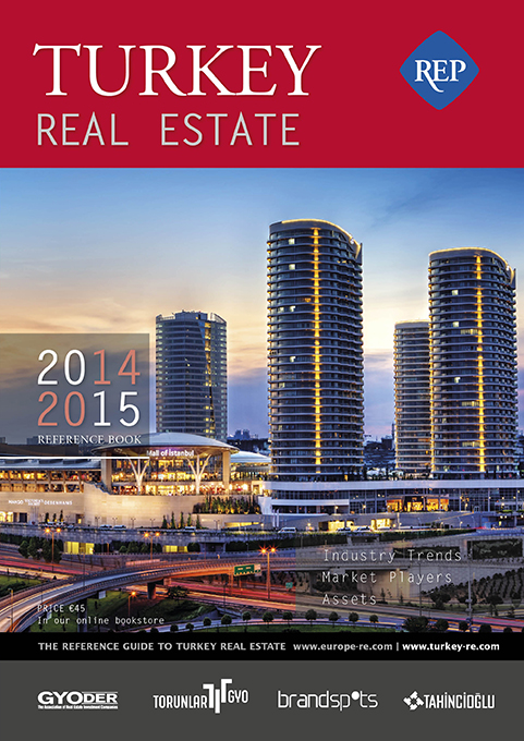 Turkey Real Estate 2014 – 2015 book cover