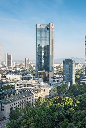 NorthStar Realty Europe sells Frankfurt Trianon Tower for €670m (DE)