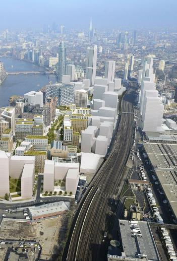Galliard and O'Shea team up for South London resi scheme (GB)
