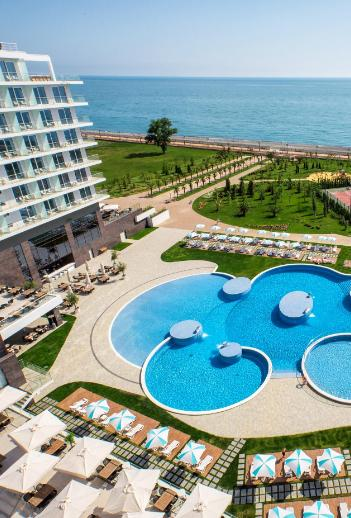 Radisson Collection debuts in Sochi (RU)