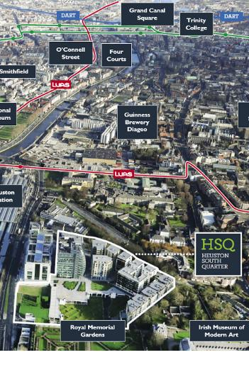 Henderson Park acquires Heuston South Quarter (IE)