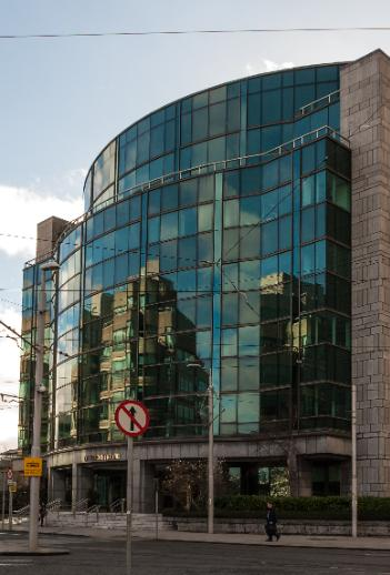 AXA IM - Real Assets acquires La Touche House in Dublin (IE)
