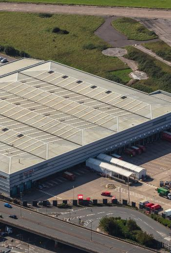 Exeter Property Group acquires Royal Mail distribution centre for €36.6m (GB)
