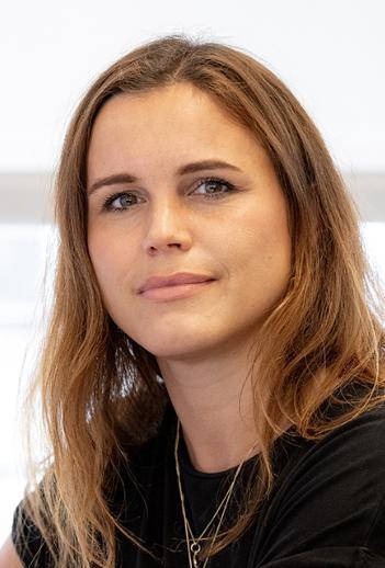 Samantha Bain-Mollison, Retail Director, Shaftesbury