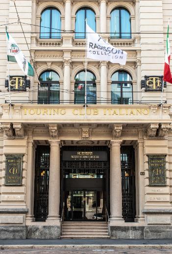 Radisson unveils new hotel in Milan (IT)