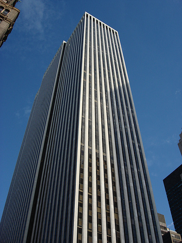 The Sungate Trust Buys 40 Of The General Motors Building