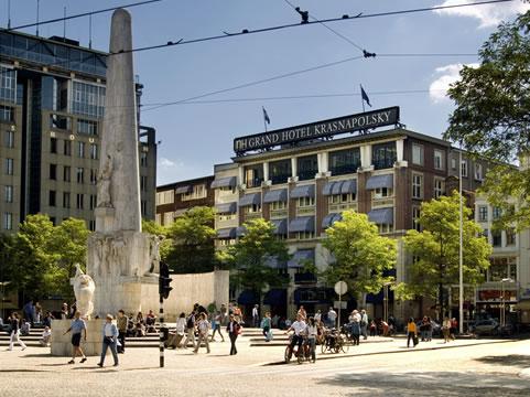 Nh Hoteles S Landmark Grand Hotel Krasnapolsky In Amsterdam For 157 Million Nl
