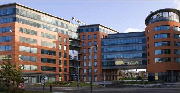 Primonial reim acquires porte du parc office building in - Porte saint ouen ...