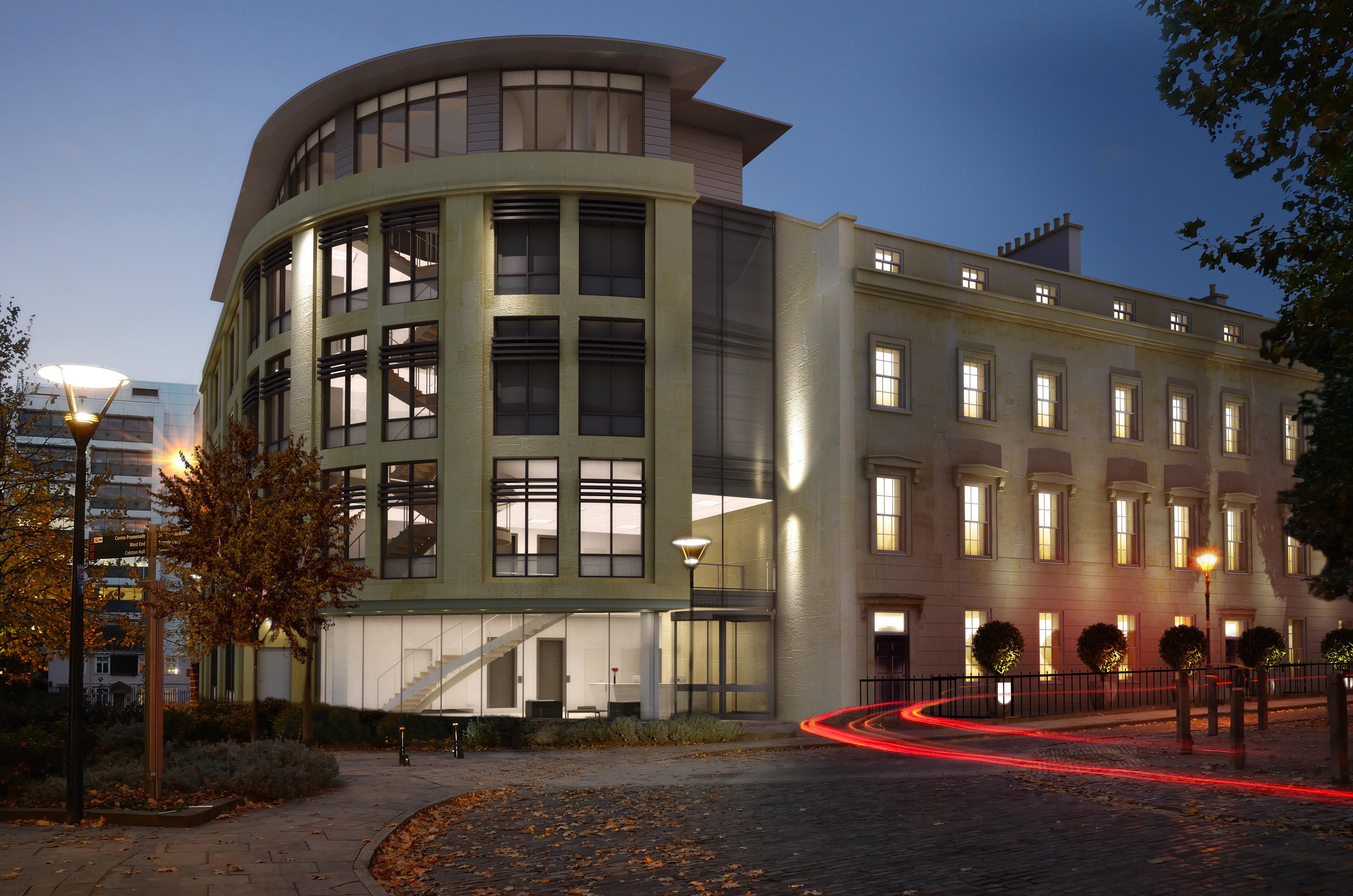 Skanska Starts Work On 66 Queen Square Development In