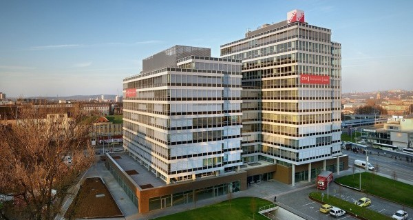 The IQ Ostrava Office Park