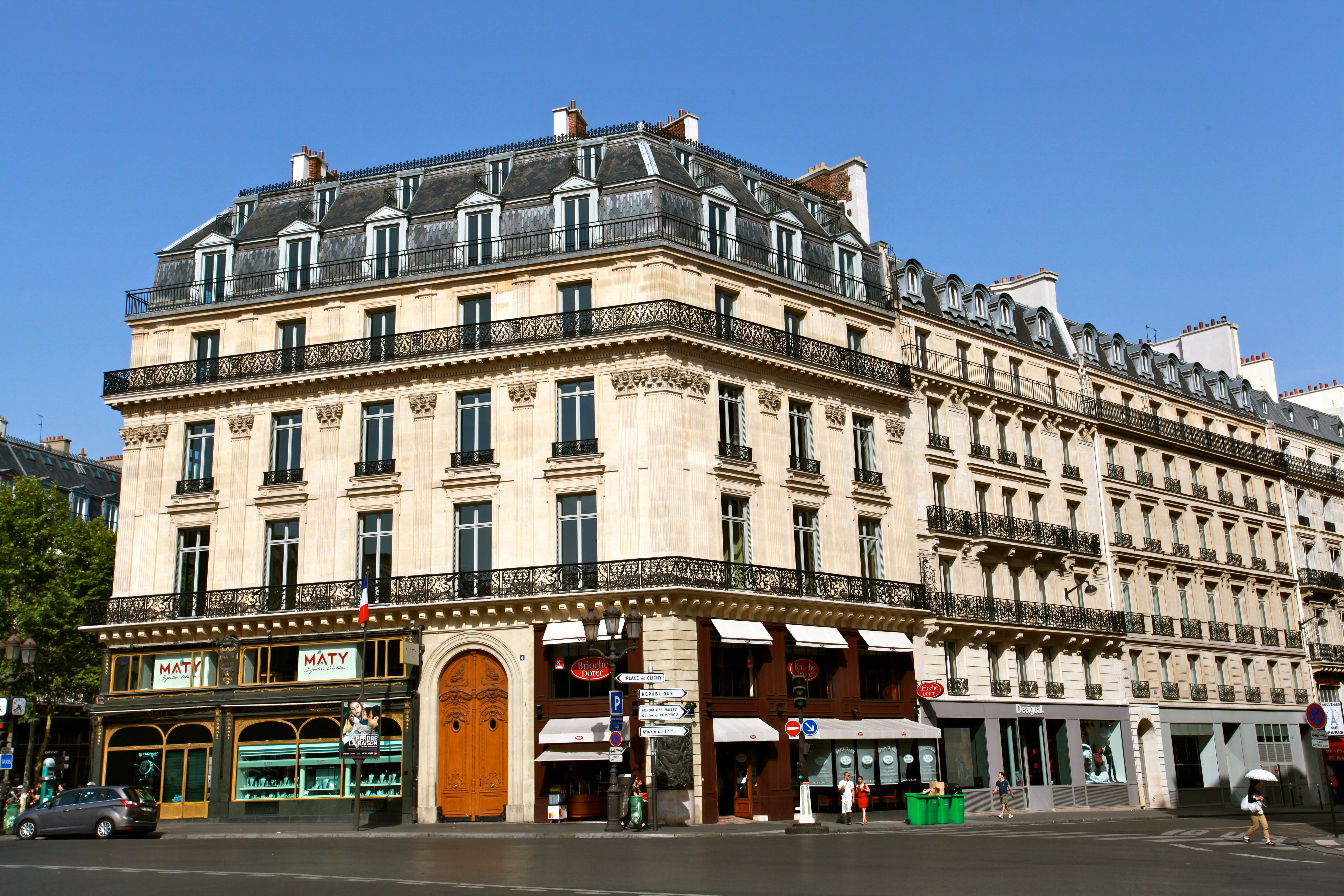 L Opera Hotel Paris