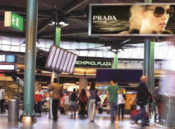 @Schiphol Airport