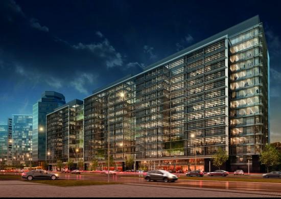 Eurocentrum Office Complex@CEPD Management