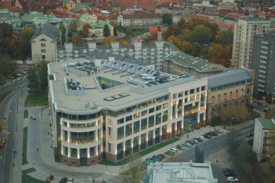 Seanator Office Building@Wistula