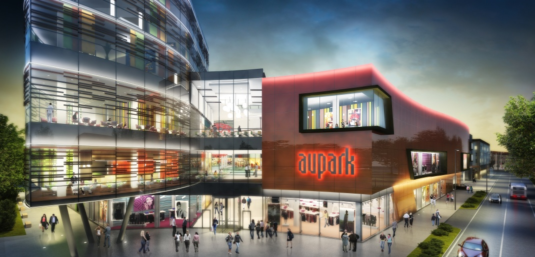 HB Reavis sells Slovakia s Aupark Zilina shopping center to New Europe  property investments plc. (SK) 1a7da646239