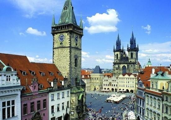 Prague Old Town Square@Estec_GmbH