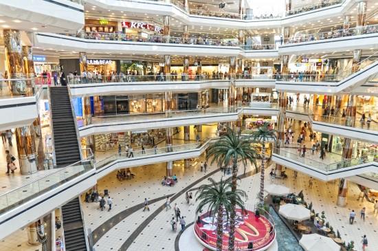 Cevahir Shopping and Entertainment Center@shutterstock