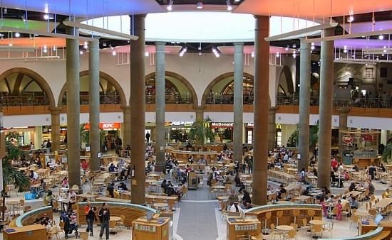 Meadowhall Shopping Centre©Gregory Deryckere