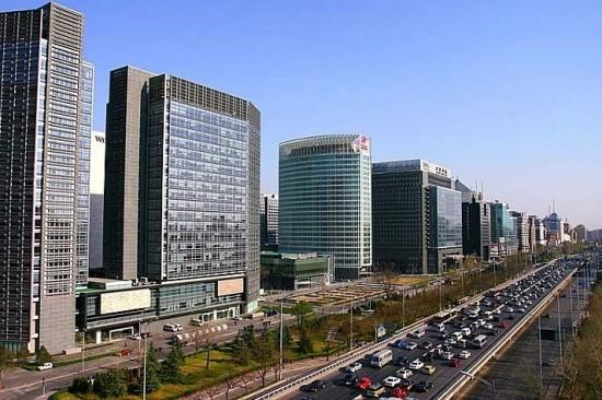 Beijing Finance Street©CobbleCC