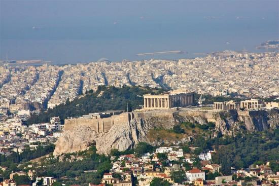 Athens View (Medium)