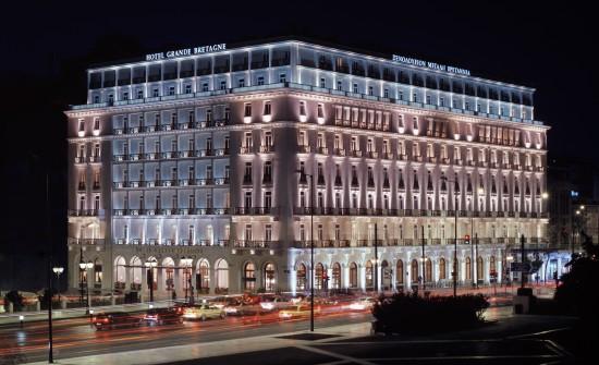 Lampsa Hellenic Hotels SA©Hotel Grande Bretagne