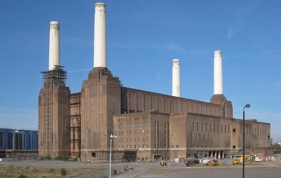 Battersea Power Station©MrPanyGoff