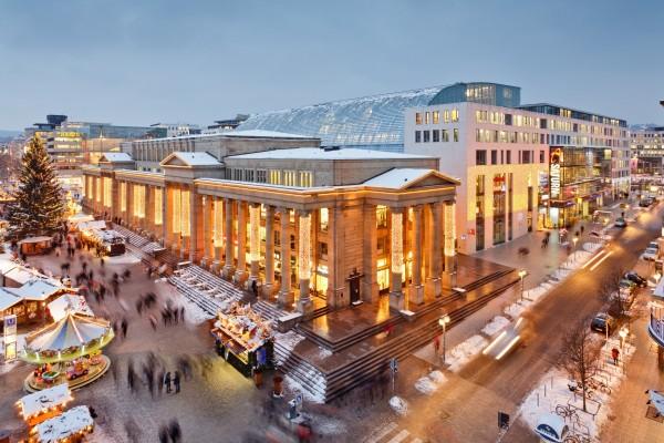 Ic Center Stuttgart