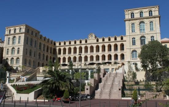 Intercontinental Marseille Hotel Dieu©Georges Seguin