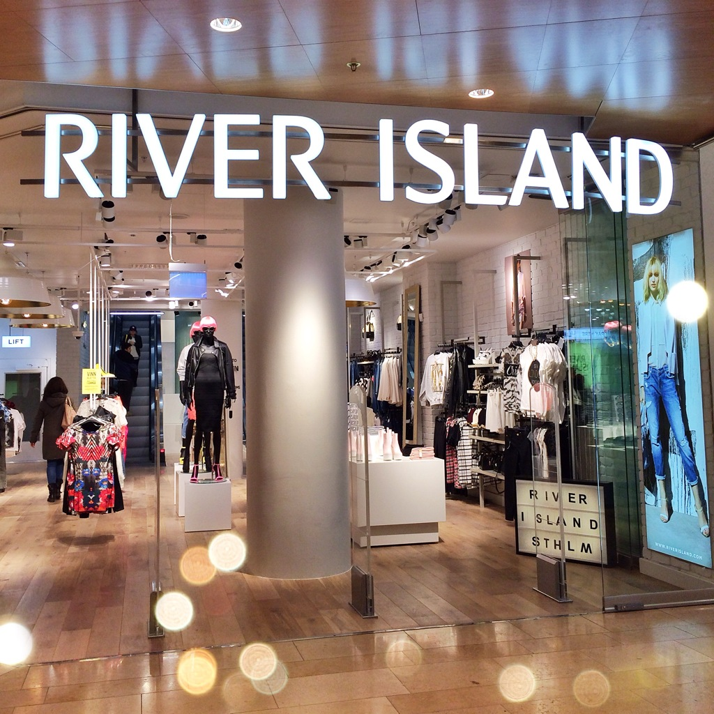 riverisland_High-street heavyweight River Island opens first Swedish store (UK/SE)