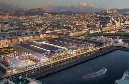 Hammerson Set To Launch Les Terrasses Du Port In Marseille Fr