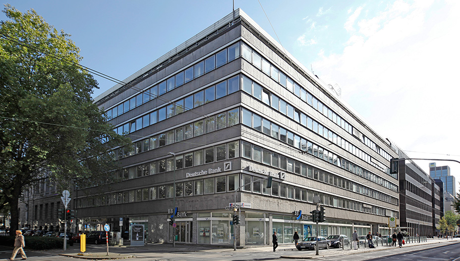 Hines Managed Fund Acquires K Quartier In D Sseldorf And