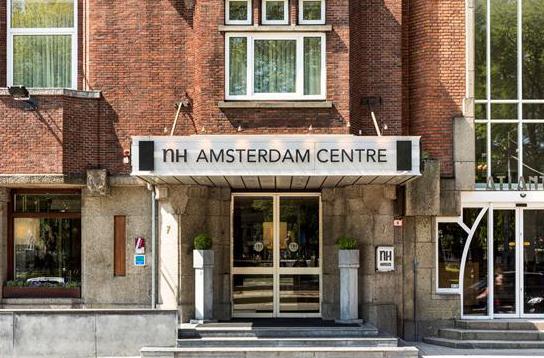 Fonciere Des Regions Acquires The Nh Amsterdam Centre Hotel For