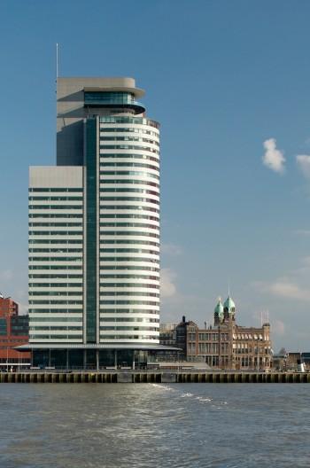 Rotterdam World Port Centre©Syntrus Achmea