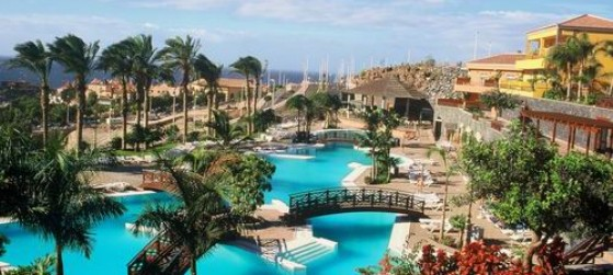 Hispania acquires the melia jardines del teide hotel in for Jardine hotel tenerife