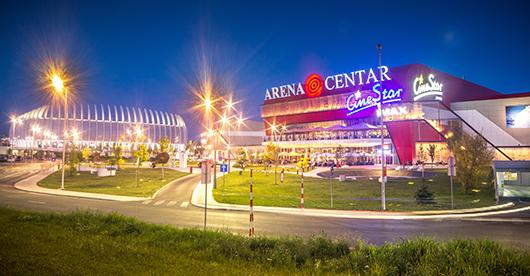 Arena Centar, TriGranit