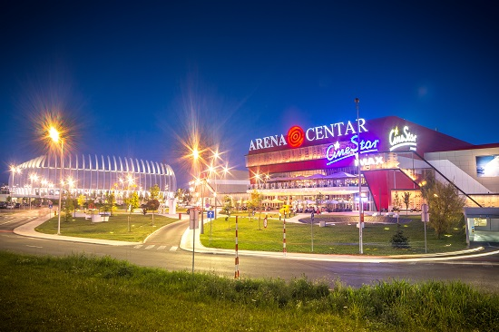 Arena Centar (small photo) | ©TriGranit