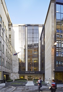 WELPUT makes first City of London acquisition with Bury House