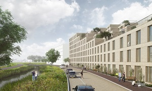 IC Netherlands acquires first student residence in Amsterdam (NL)